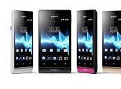 Características: Sony Xperia Miro