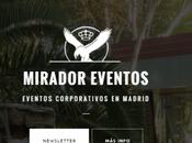 Eventos Coorporativos Mirador Cuatrovientos.