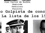"""rey, ayudante Armada Múgica (PSOE) dieron """"golpe"""" 23-F contra Suárez, pero Tejero salió rana."""