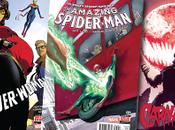 Reseñas Diciembre 16-31: Amazing Spider-Man Spider-Woman yCarnage