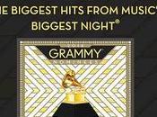 2016 Grammy Nominees: nominados mejores canciones