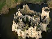 castillo cuento abandonado Francia.