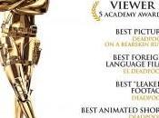 Ryan Reynolds promociona Deadpool para Oscar
