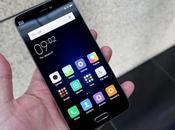 Especificaciones Xiaomi