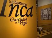 Exposición: Biblioteca Inca Garcilaso Vega