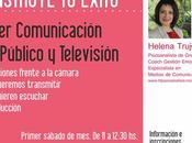 Taller comunicación público televisión psi...