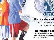 Campus Fútbol Coruña organizado AFAC (Semana Santa 2016)