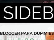 Crear blog blogger para dummies: Sidebar