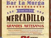 """Mercadillo """"Vermut Arte"""" Muestra Artesanía Peña Murga"""