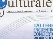 Clausurando Jornadas Culturales Conservatorio