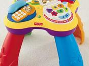→Mesa Aprendizaje Fisher Price←