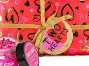 Bombas Baño Exfoliante Labios Especial Valentín Lush