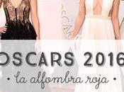 Oscars 2016 alfombra roja