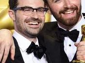 Smith Jimmy Napes ganaron Óscar 'Writing's Wall'