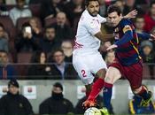Barcelona Sevilla. Inmerecida derrota, Sevilla mereció más.