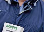 "Homenaje Neruda Mario Amorós, autor príncipe poetas"""