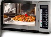 ¿Cómo funciona horno microondas?