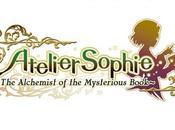 Atelier Sophie: Alchemist Mysterious Book registrado Europa