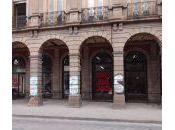 Daño patrimonio Luis Potosí: grafitean Arcos Edificio Ipiña