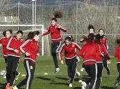 Convocatoria Sub-16 Nacional Femenino, entrenamientos Marzo 2016