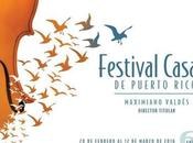 Cervantes Teresa Jesús, Festival Casals Puerto Rico