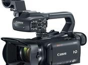 Canon presenta videocámaras profesionales