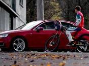 Aaron Gwin protagonista nuevo anuncio Audi