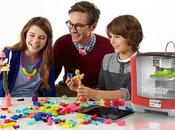 ThingMaker, impresora Mattel... ¡especial para niños!