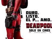 """Deadpool"" ""Locuras, tiros palabrotas"""