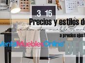 Precios estilos para nuestro hogar. Venta muebles Online