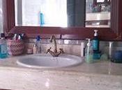 Mueble baño espejo. Modelo aspas