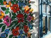 Zalipie: Lindo Lugar Casas Pintadas Mano