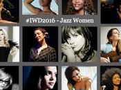 Vocalistas femeninas Jazz Contemporáneo