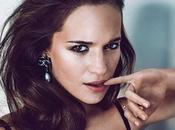 Alicia Vikander, actriz sueca enamora Hollywood