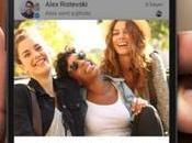 nueva interfaz Facebook Messenger para Android