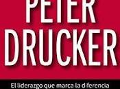 claves Peter Drucker: liderazgo marca diferencia