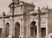 Fotos antiguas: Puerta Alcalá 1857