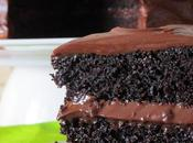 Devil's food cake Tarta diablo