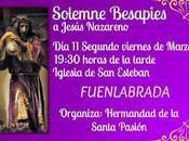 BESAPIES Jesús Nazareno 2016