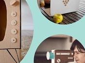 juguetes electrónicos caseros hechos material reciclable