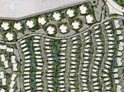 A-cero presenta proyecto masterplan ubicado asia occidental. villas frente