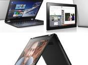 Lenovo lanza nuevas portátiles YOGA, Windows