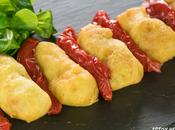 Receta soldaditos Pavía (bacalao rebozado pimientos rojos)
