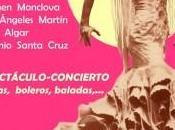 Espectáculo-Concierto copla, bolero canción española Asociación Cultural Sones Andalucía