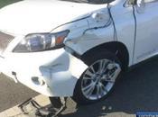 Vehículo autónomo Google choca calculo