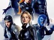 X-Men: Apocalipsis. Póster héroes Xavier