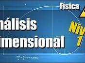 Analisis Dimensional Ejercicios Resueltos