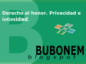 DERECHO HONOR. PRIVACIDAD INTIMIDAD Right honor. Privacy intimacy
