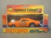Dragster Dodge Charger King Size