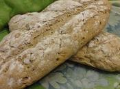 Pain semaine: pain farine seigle bread week: semana: centeno الاسبوع: الشيلم